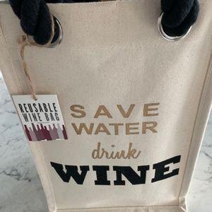 NWT Wine Tote